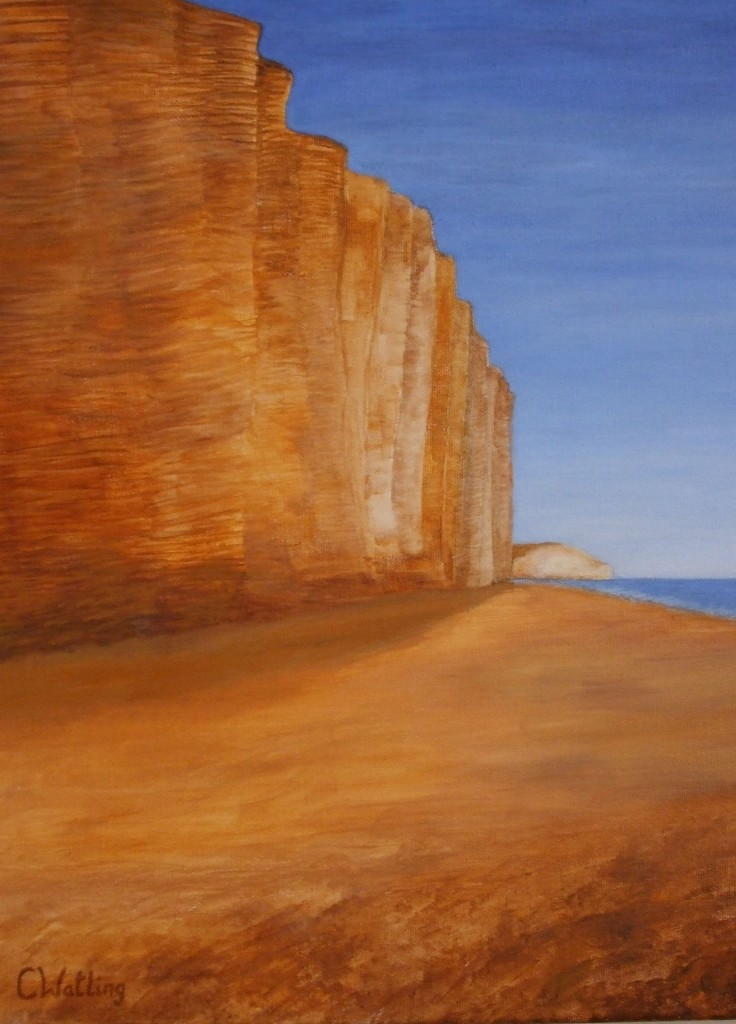 East Cliff, West Bay